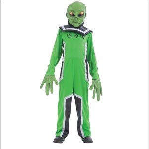 Other - Alien Boys Extreme Halloween Costume Size M 8-10
